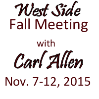 Carl Allen Meeting