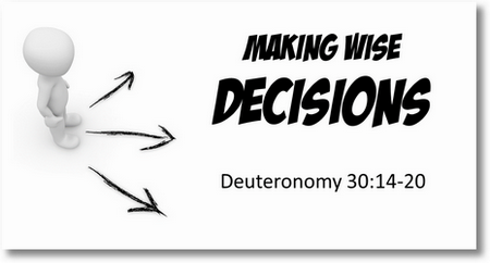 Making Wise Decisions2