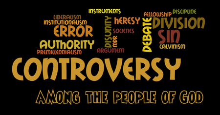 1 - Controversy Among the People of God