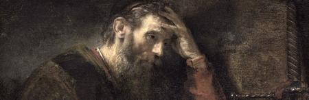 Saint Paul, Rembrandt van Rijn (and Workshop ), c